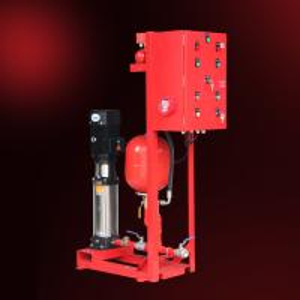 Buy cheap Eaton UL Fire Jockey Pump Control Cabinet Can Be Added NFPA20 EN12845 from wholesalers