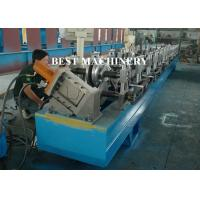 Cheap Half Round Water down Gutter Profile Cold Roll Forming Machine for sale