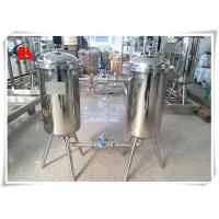 Cheap Beverage Water Purification Systems Two Regeneration With Stainless Steel Tank for sale