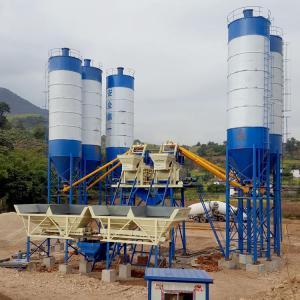 Cheap HZS 25 Concrete Mixing Station Concrete Batching Plant for sale