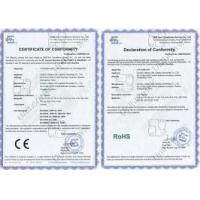 Guangzhou DKUB Electrical Co., Ltd. Certifications