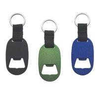 China Custom Metal Keychain Beer Bottle Opener With Engraved Or Epoxy Logo on sale