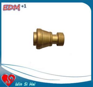 Cheap EDM Copper Clip Tin Plating EDM Drill Guides EDM Consumables For Wire Cut Machine wholesale