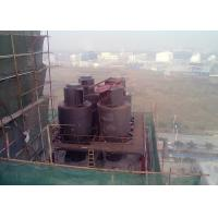 Cheap Stainless Steel Cyclone Dust Removal Equipment , Dust Collector Machine for sale