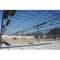 Quality Truss Roof Structural Steel Warehouse Buildings Steel Truss Fabrication wholesale