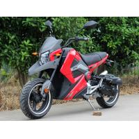 Cheap Single Cylinder Four Stroke 50cc Adult Motor Scooter CVT 60 Km/H wholesale