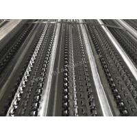 Cheap 19mm Rib Height  3m Length Galvanized High Ribbed Formwork U Patterns For Construction for sale