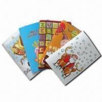China Voice Recording Greeting Card with Light Indicator, Customer's Printing Requirements are Accepted on sale