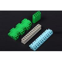 Cheap Polish Or Texture Surface Fiber Optic Parts ,  Injection Molding for sale