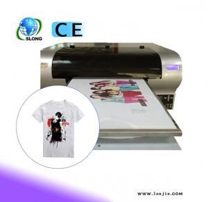 t-shirt printer with 8 color  C M Y K W W W W