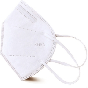 Cheap Elastic Ear Band 3D FDA BFE99 KN95 Dustproof Mask for sale