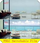 Cheap Non adhesive Smart PDLC Film for sale
