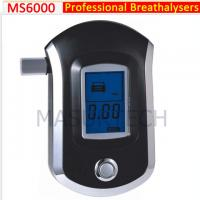 Cheap Digital Alcohol Detector  MS6000 for sale