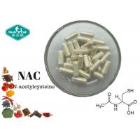 Cheap Amino Acid NAC N - Acetyl Cysteine 500 Mg Capsule With Antioxidant Properties for sale
