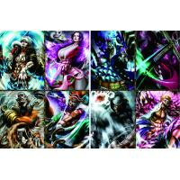 Cheap Custom One Piece Flip Chang 3D Lenticular Poster For  Promotion for sale