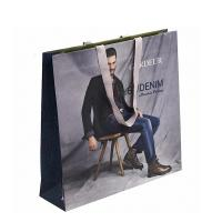 China Fashionable Paper Bags With Logo Printed Customized Size High Toughness on sale