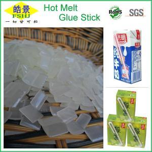 Cheap Eva Based Hot Melt Glue Pellets White Granule For Bonding Beverage Straw wholesale
