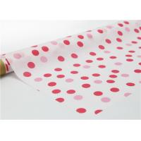Cheap 17gsm Custom Wax Paper Sheets , Single Side Wax Wrapping Paper 50 x 70cm for sale