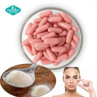 China Pure Anti - Aging Collagen Powder Softgel 1000mg for Women Skin Health on sale