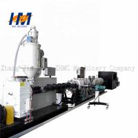 Cheap Agriculture Plastic Pipe Extrusion Line , Plastic Tube Extrusion Machine for sale