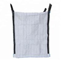 Cheap 100% PP Woven Industrial Mesh Bags Custom Size / Full Open Top Available for sale