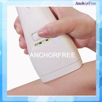 Permanent Mini Personal Body / Facial Hair Removal Devices , Skin Rejuvenation Equipment