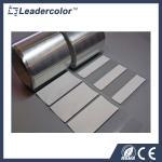 Cheap Soft Anti Metallic RFID Tag , Silverline UHF anti metal Label Impinj Chip for sale