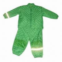 Cheap Children's Thermo Clothes with Waterproof Feature for sale