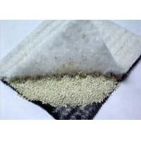 Cheap 3 Layer Geocomposite Clay Liner 5000g weight Bentonite with Nonwoven Geotextile for sale