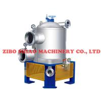 China Upflow Pressure Recycled Pulp Screening Inflow Consistency 1 - 3% on sale