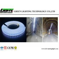 Cheap Outdoor LED Flexible Strip Lights 60 Leds / M High Brightness Fire Resistant for sale