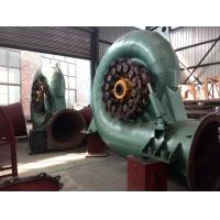 Cheap 500KW vertical Small Francis hydro turbine , Hydro Power Generator for sale