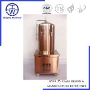 Cheap 100L - 500L Unit Beer Fermentation Tank With Cooler / Compressor / Chiller For Pub for sale