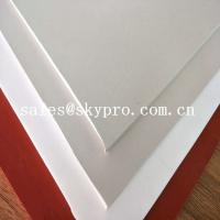 Cheap Food Grade Soft Customized Latex Rubber Sheet Odorless Rubber Sheeting Roll for sale