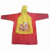 Cheap Poncho, made of PVC for sale