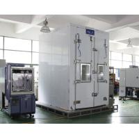 Buy cheap Mechanical Engineering Department Stability Walk-in Chamber Environmental Room from wholesalers