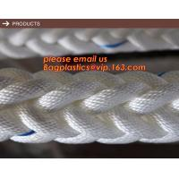 Buy cheap 12-ply mooring ship rope used ship rope, 8mm polypropylene rope 8-ply mooring ship rope used ship rope from wholesalers