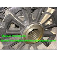 Cheap NIPPON SHARYO (NISSHA) DH608 Sprocket / Drive Tumbler for Crawler crane undercarriage parts for sale