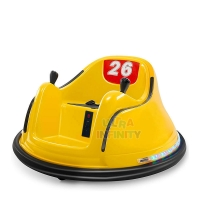 Cheap 6V Electric Power Remote Control 360 Degree Spinning Kidzone Bumper Car With ASTM-Cert for sale