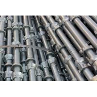 Cheap Q235 / Q345 Material, Cuplock Scaffolding System Pipe Price In South America for sale