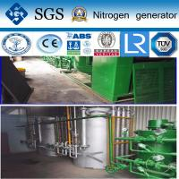Cheap High Purity 99.9995% Movable PSA Nitrogen Generator Zinc Coating Line for sale