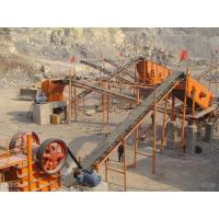 Cheap Iron Ore Crushing Plant Capacity 1000~2000 t/d from China for sale