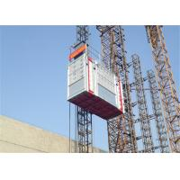 Cheap Outside Usage Construction Building Site Hoist Elevator For Man And Materials Access wholesale