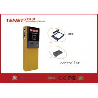 Cheap Ticket Parking Access Control Systems for entry / Exit , car park access control systems for sale
