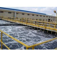 Cheap Food Wastewater Treatment Equipment , Waste Treatment Plant Stations Various Industries for sale