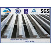 Buy cheap Plain Mn 50 Din536 A55 A65 A75 A100 120 Steel Crane Rail DIN 536 from wholesalers