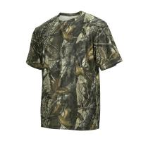 Short Sleeve Camouflage Hunting Suit Men's Medium Hunting Fishing Walking