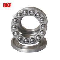 China Single / Double Direction Thrust Angular Contact Ball Bearings With Outer Cover on sale
