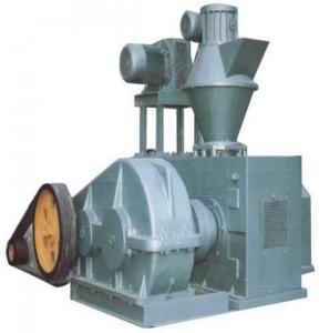 Dry powder briquetting machine