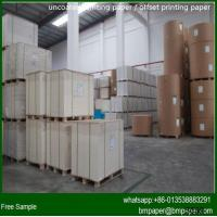 Cheap 60gsm 70gsm 80gsm Bulky Book Paper / Book Paper for sale